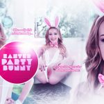 Easter Party Bunny (with Katy Kiss)