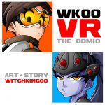 Witchking00 – VR The Comic – Overwatch