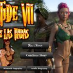 Dead Tide VII: La Isla de Las Hadas [FULL GAME By Gazukull]