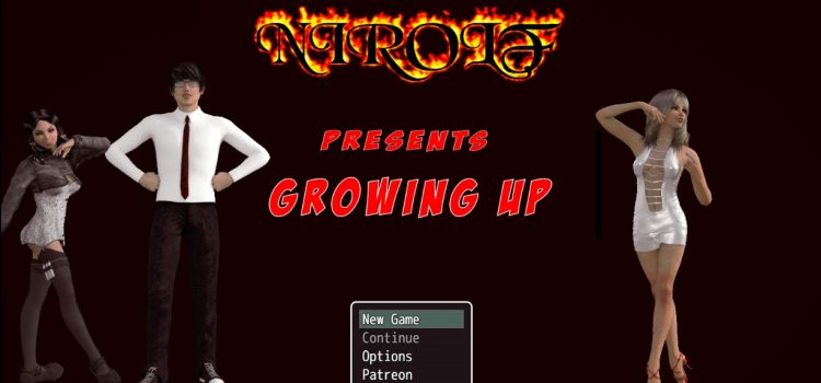 Growing Up - Updated - Version 0.35b