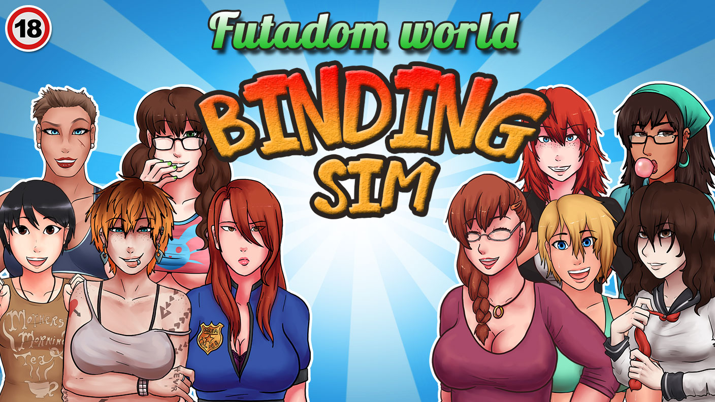 Binding Sim – Version 0.2.1 by FutadomWorld the Game