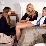 Briana Banks, Taylor Sands – The Loophole