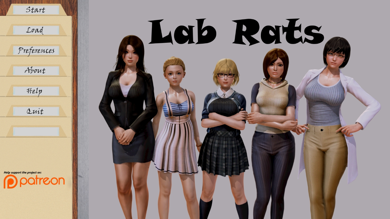 Lab Rats – Updated – Version 0.6.1