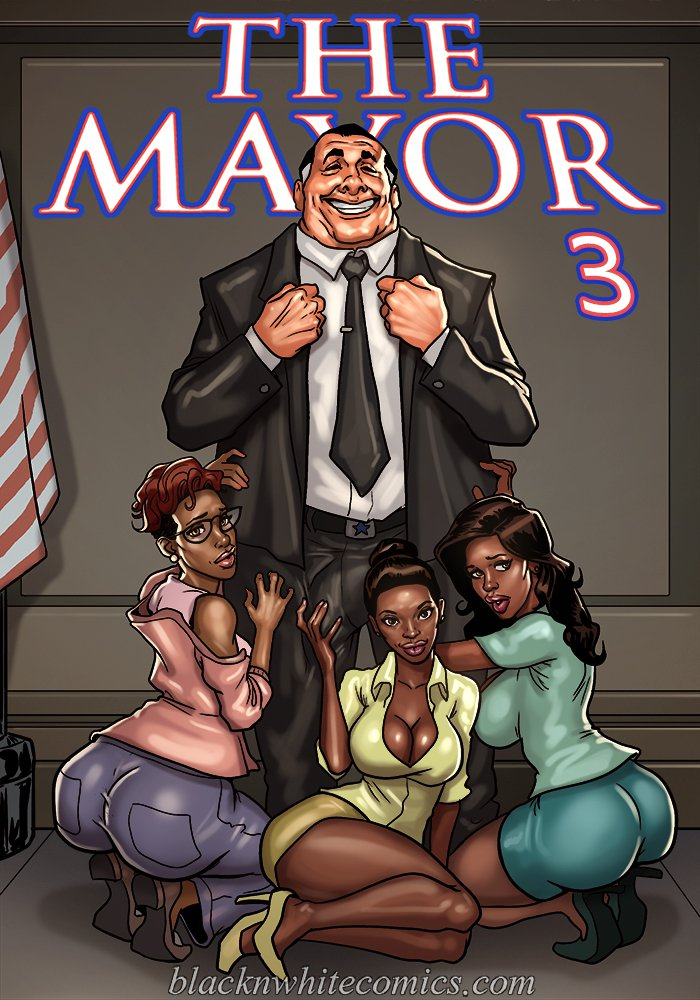 The Mayor 3 Updated - 8 Pages