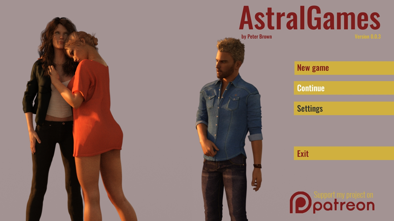 Astral Games – Updated – Version 0.0.3b