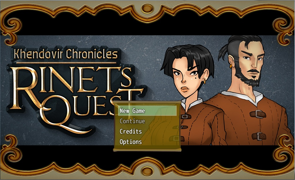 Rinet's Quest – Updated – Version 0.09.0