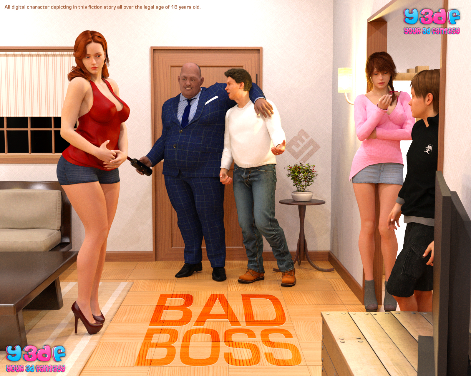 Bad Boss – Updated (104 Pages)
