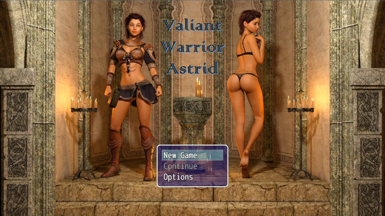 Valiant Warrior Astrid – Version 0.4 Fixed by DynamiteRedGames