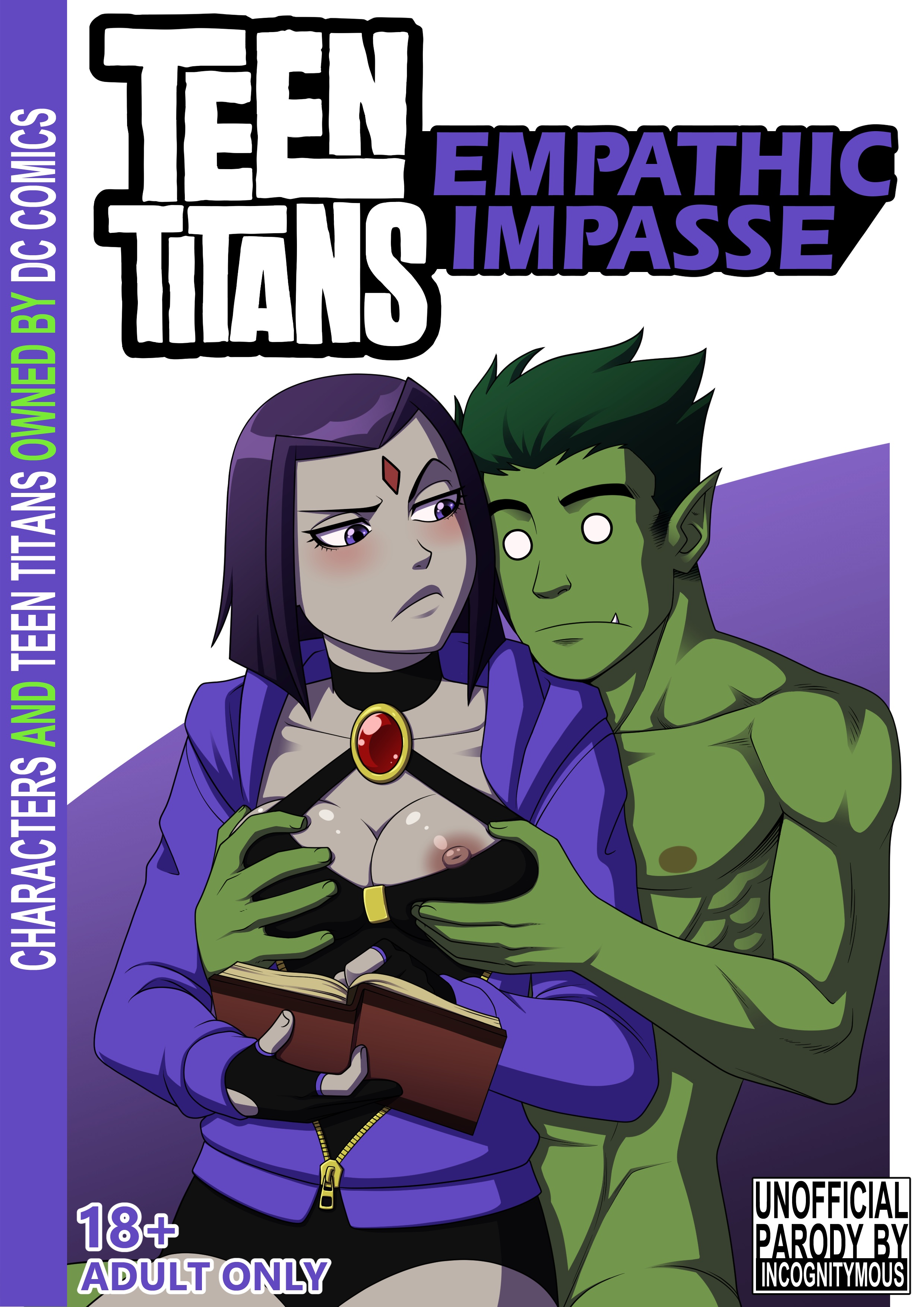 Incognitymous – Empathic Impasse – 18 Pages – Complete!