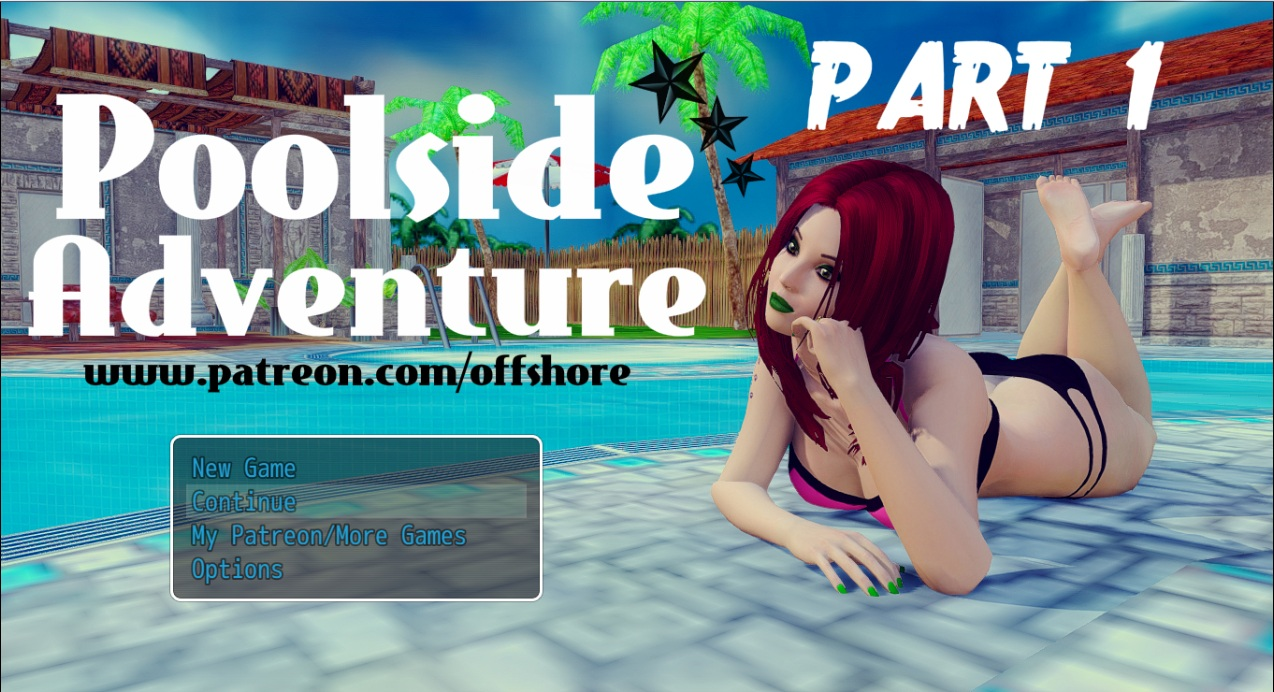 Offshore – Poolside Adventures – Updated – Version 0.7 – Part 1 Full
