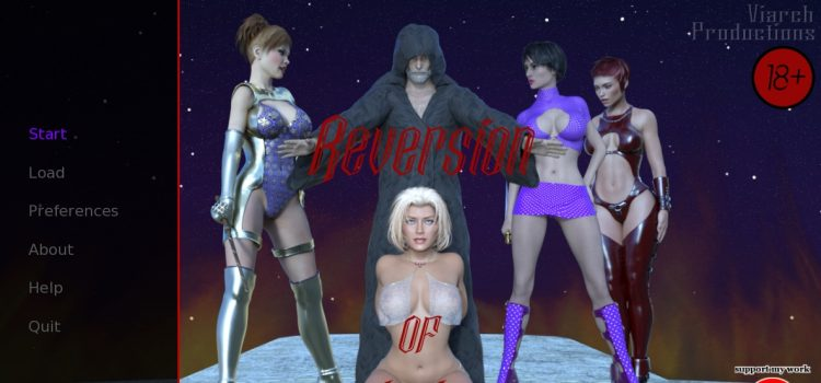 Reversion Of Witchery – Updated - Version 0.2