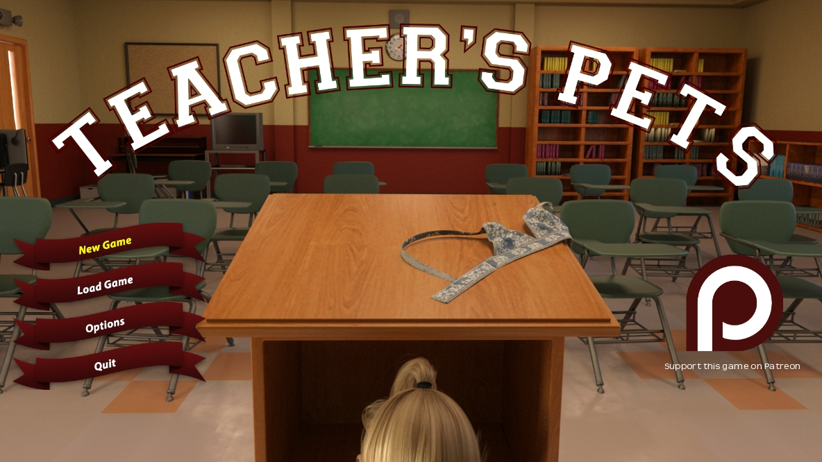 Teacher's Pets - Version 1.02