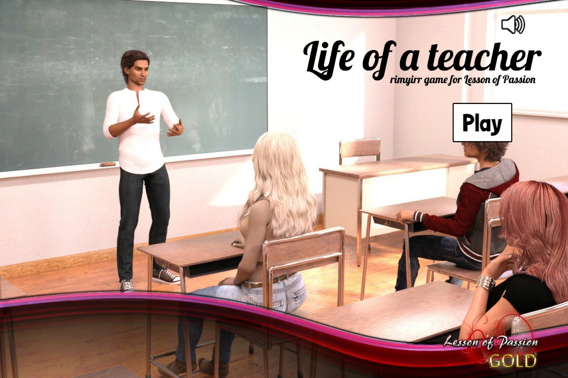 Lesson of Passion – Life Of A Teacher