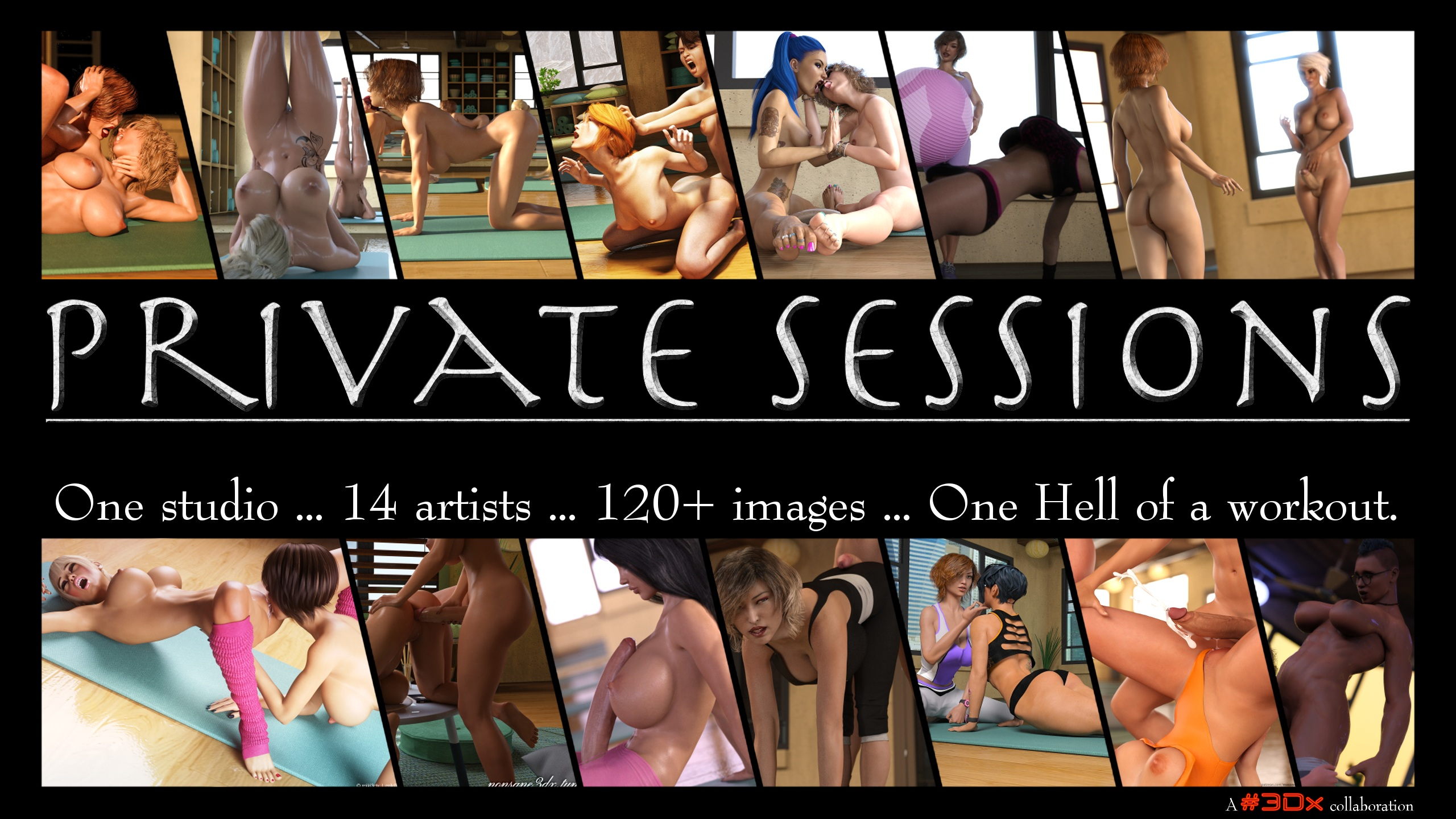 Hashtag 3Dx – Private Sessions