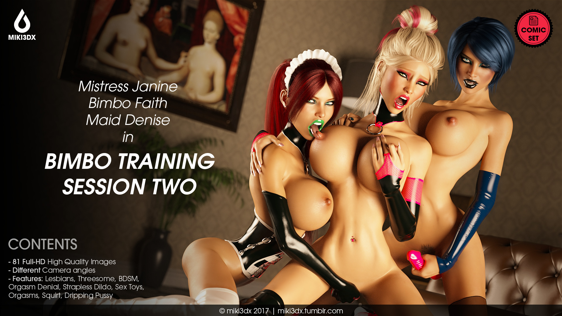 Sissy training volume 2 serve your master