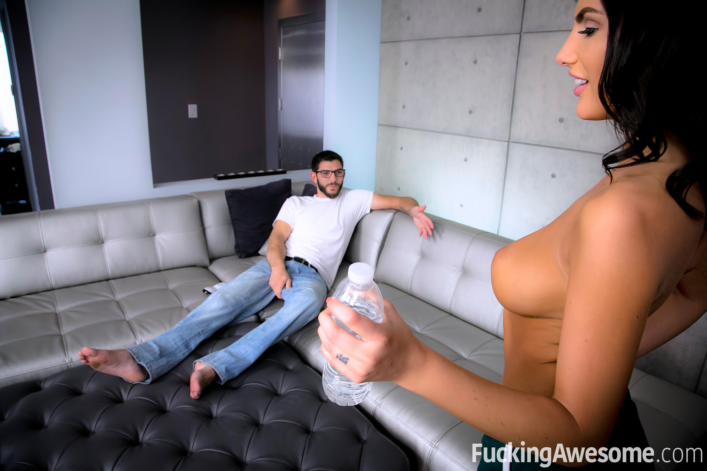 August Ames - Caught In The Act
