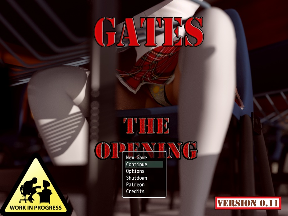 Gates – The Opening – Updated - Version 0.11