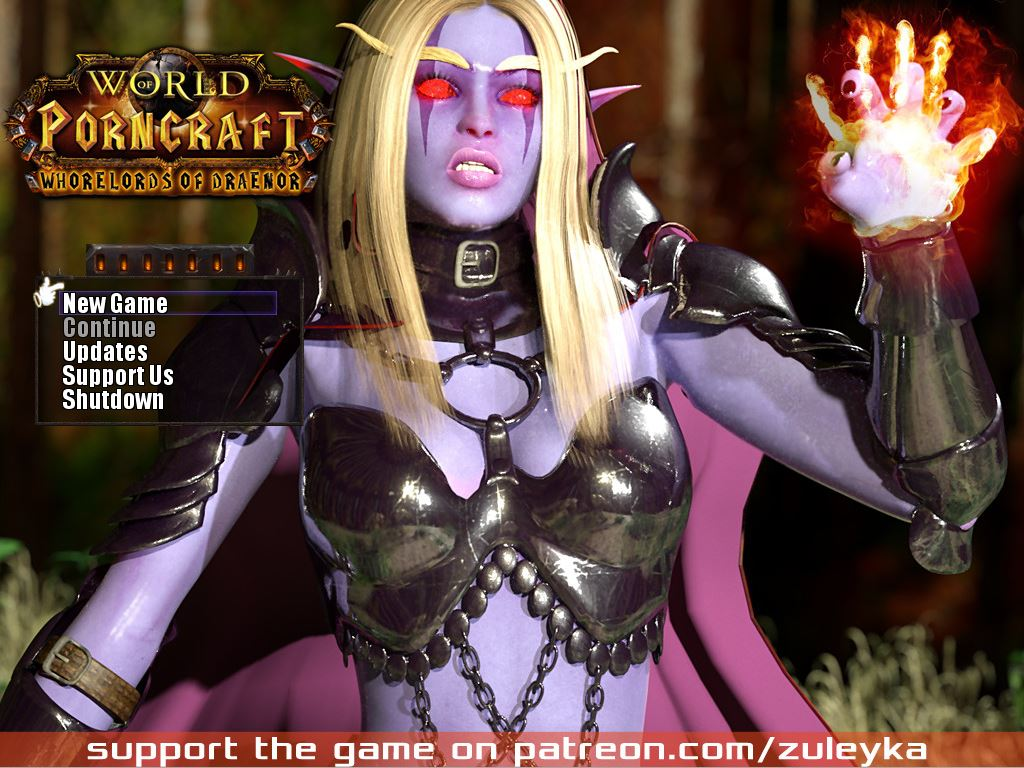 World of Porncraft – Whorelords of Draenor – Version 2.3 VIP