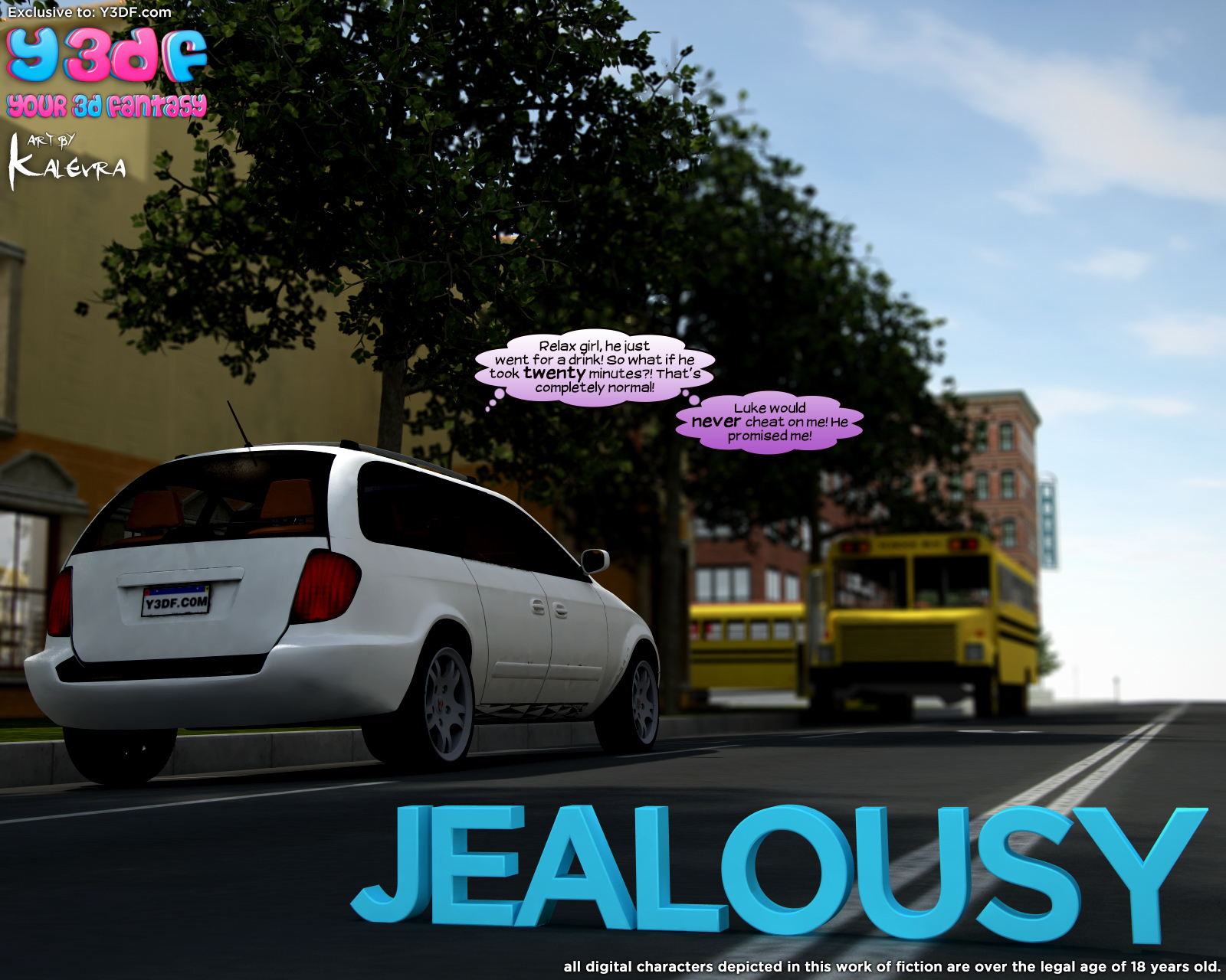 Jealousy – Updated