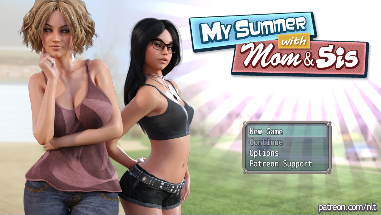 My Summer with Mom & Sis – Version 0.81