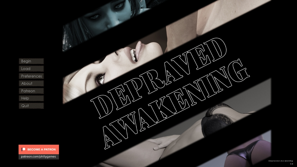Depraved Awakening – Updated - Version 0.8