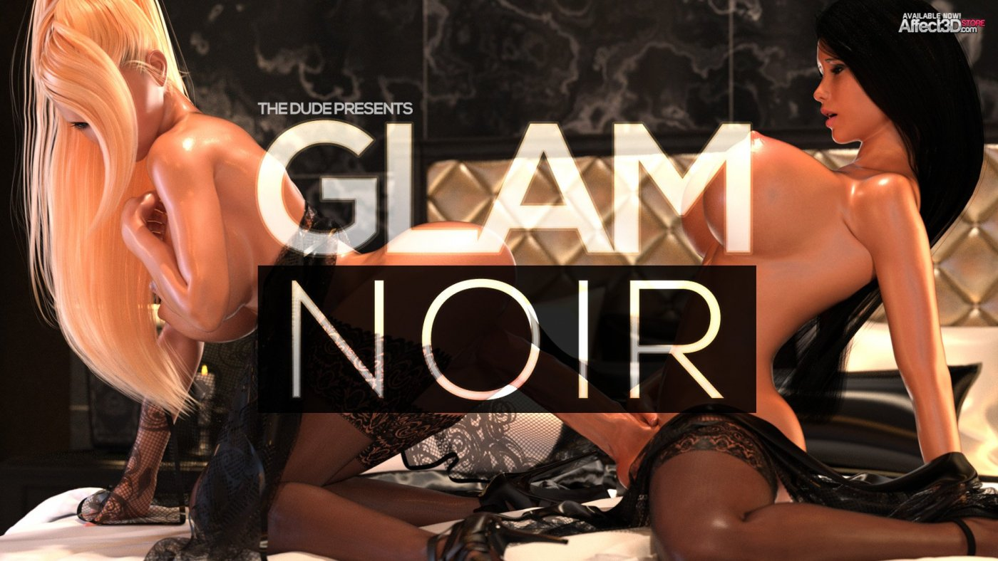 TheDude3DX – Glam Noir