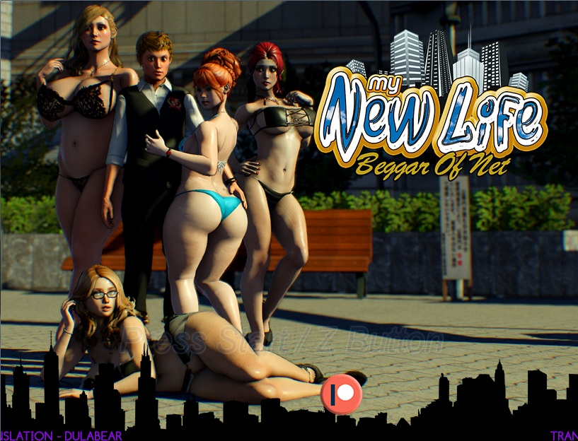 My New Life – Updated – Version 1.5Fixed +Extra – The Princess + Walkthrough