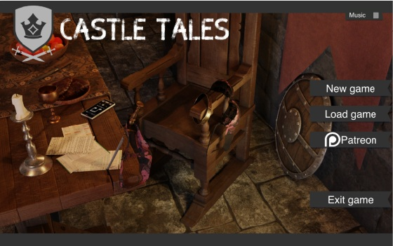 Castle Tales – Version 0.18 – Update
