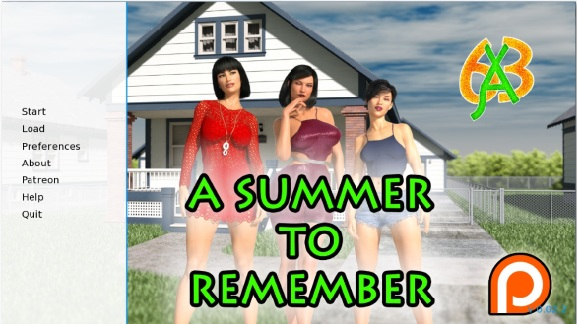 A Summer to Remember - Version 0.02.2 (Pc, Mac) - Update