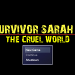 Survivor Sarah 2 Chapter 2 [The Cruel World V 0.38]