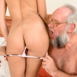 Frida Sante – Riding Grandpa