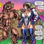 SuperHeroineComixxx – Alien Orgy Farm Update!