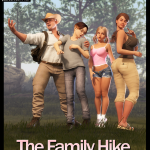 NLT Media – The Family Hike Complete!