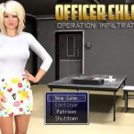 Officer Chloe – Operation Infiltration – Version 1.01 Final + Saves