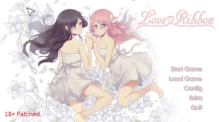 Love Ribbon 18+ Patched by Razzart Visual Full Game