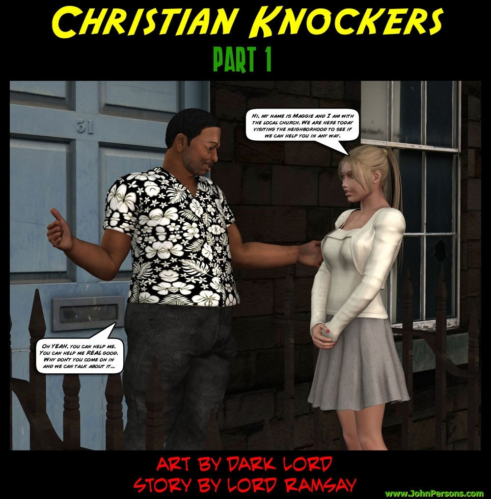 John Persons – Christian Knockers Update - 400 Pages - Update
