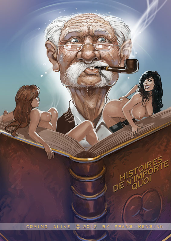 Artist – Frans Mensink – Update – 596 Pages