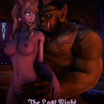 Rexx – The Last Night – Hot Elf and Orc XXX Action