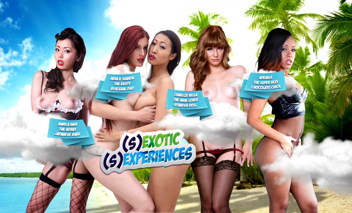 (S)Exotic (S)Experiences - Lifeselector - Free Download