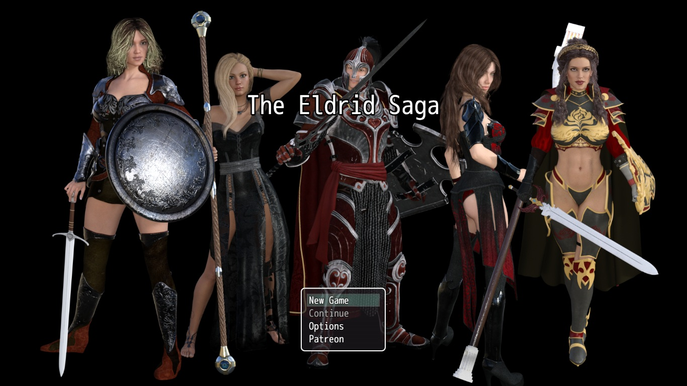 Mori - The Eldrid Saga – Version 0.15 - Update