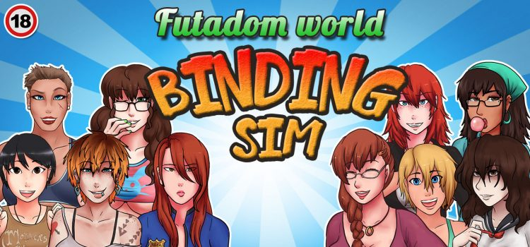 Binding Sim – Version 0.5a by FutadomWorld the Game