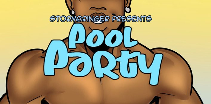 John Persons – Pool Party - Updated - 20 Pages