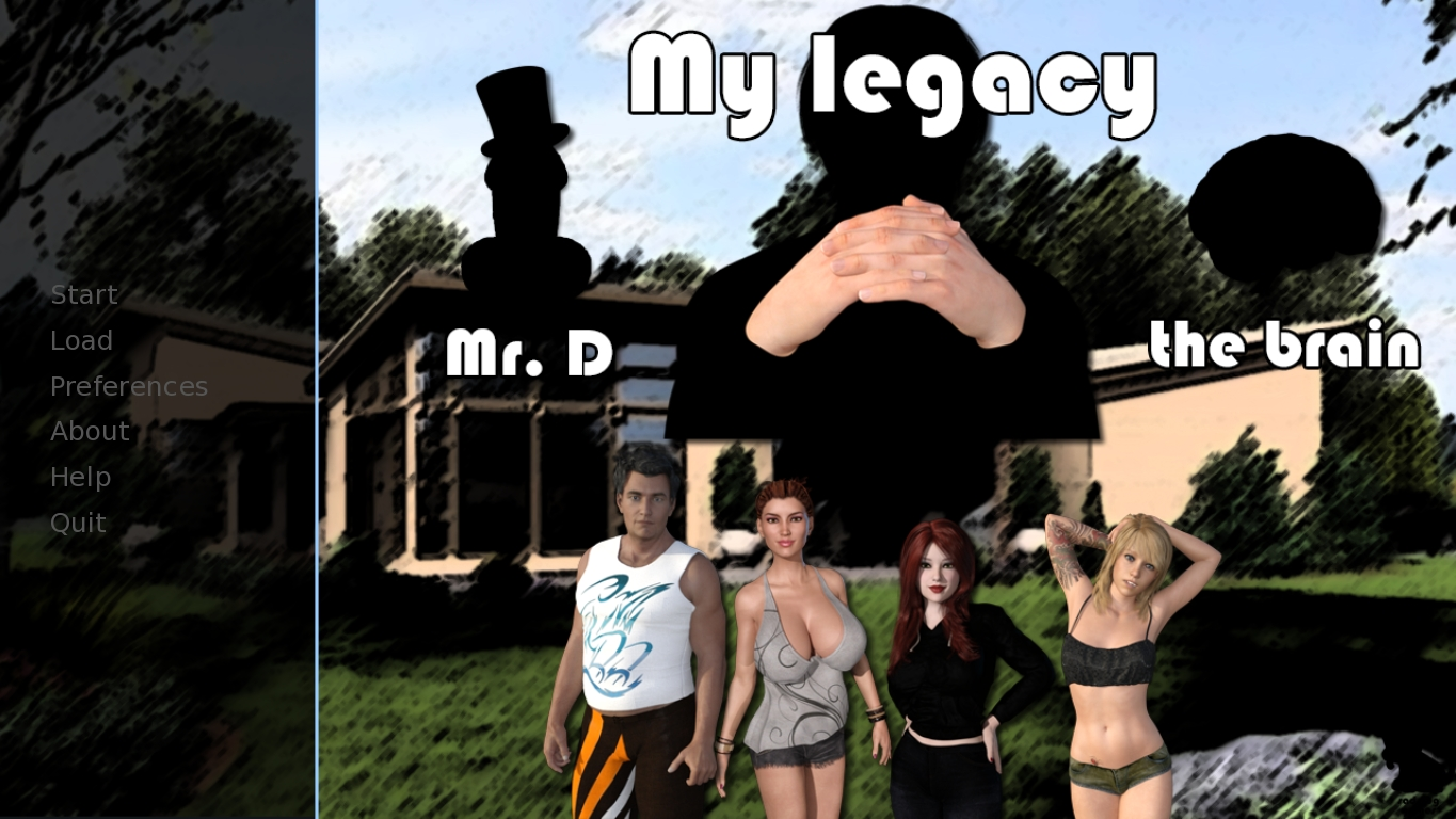 My Legacy – Updated - Version 0.5
