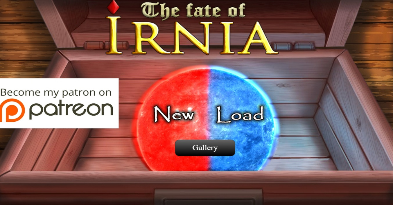 The Fate of Irnia - Updated - Version 0.12