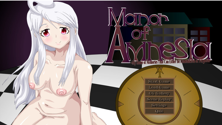 Manor of Amnesia - Version 1.0 - Uncensored Adult Game