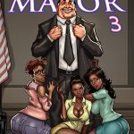 BlackNWhitecomics – The Mayor 3 – (148 Pages)