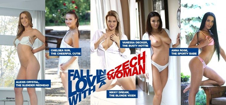 Fall in love with a Czech woman (21Roles)