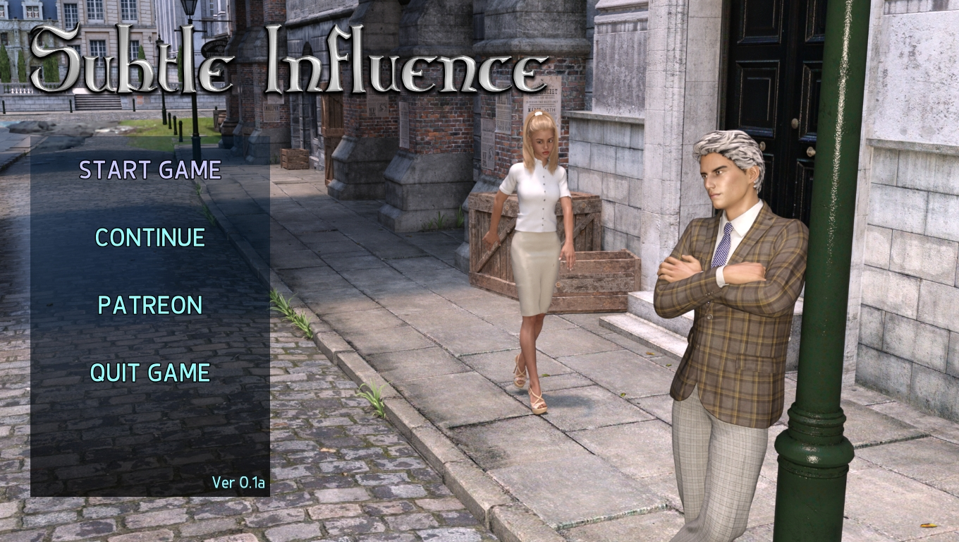 Subtle Influence – Updated – Version 0.15