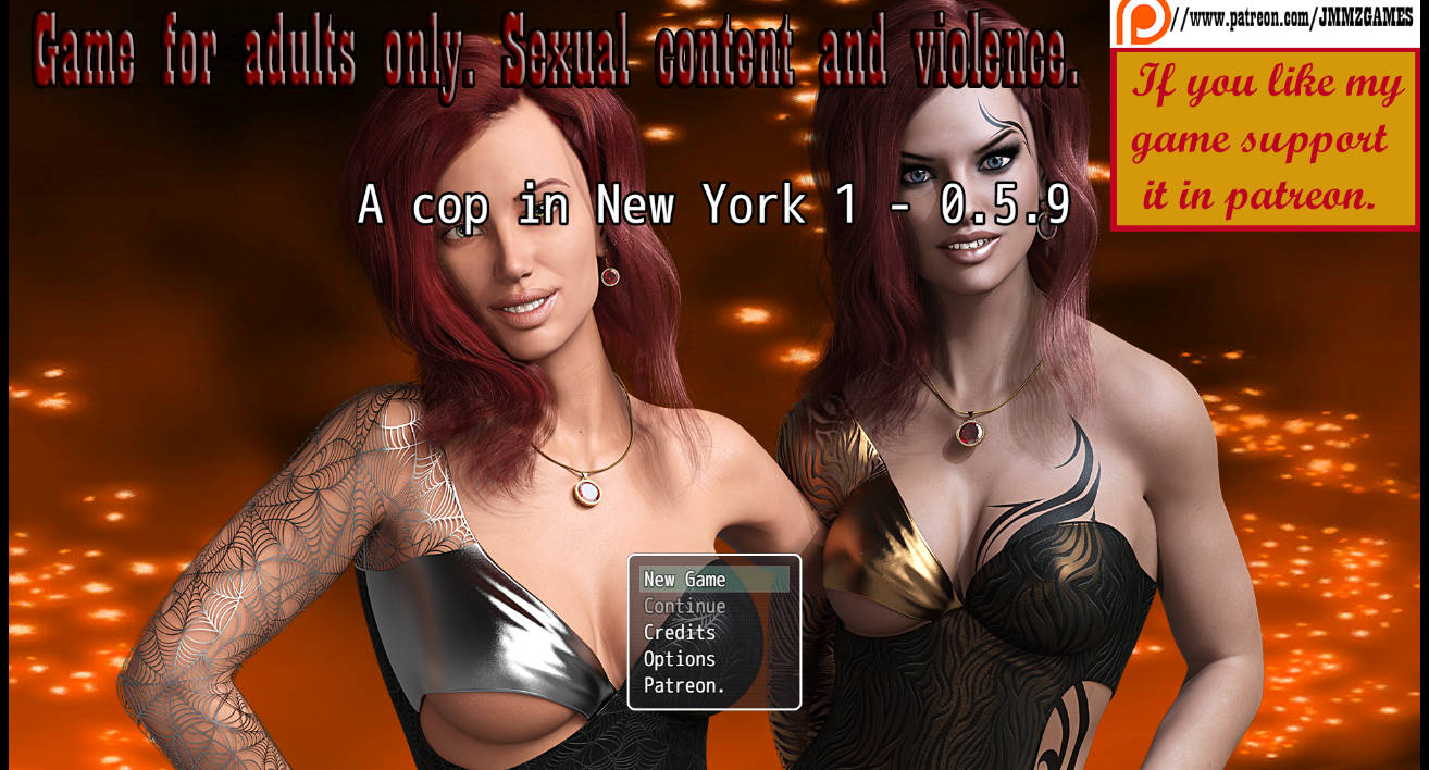 A Cop in New York Episode One - Updated - Version 0.5.9 1080p