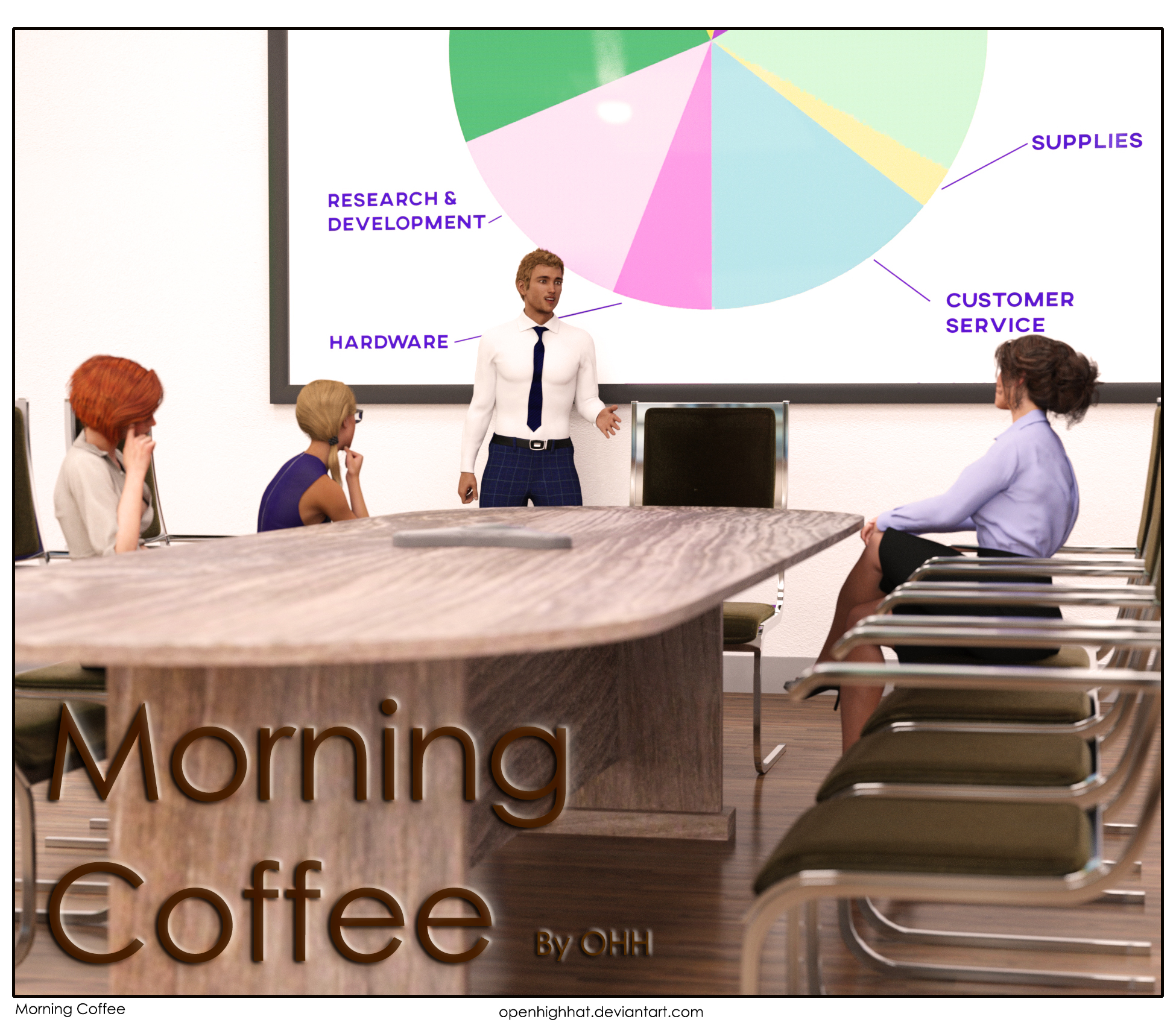 Morning Coffee Updated - 39 pages